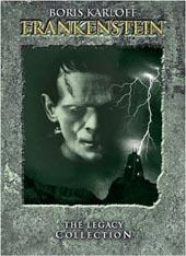 Frankenstein - The Legacy Collection on DVD