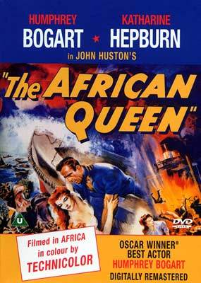 African Queen, The - Widescreen Edition on DVD