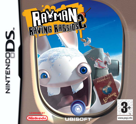 Rayman: Raving Rabbids 2 for Nintendo DS
