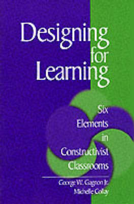 Designing for Learning by George W. Gagnon