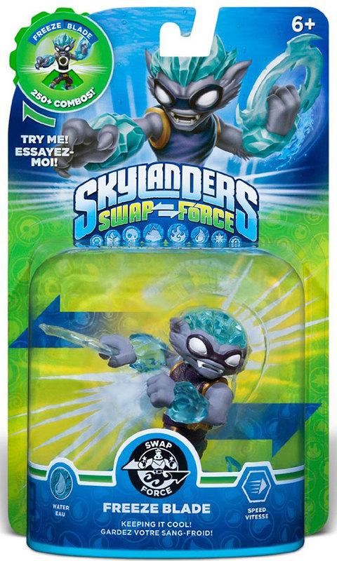 Skylanders Swap Force Swap Freeze Blade Buy Now At Mighty