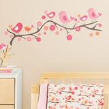 Skip Hop: Springtime Birdie - Wall Decals