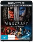 Warcraft: The Beginning on Blu-ray, UHD Blu-ray, UV