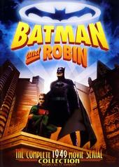 Batman And Robin - The Serial Collection (2 Disc) on DVD