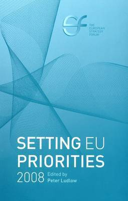Setting EU Priorities by Peter Ludlow image