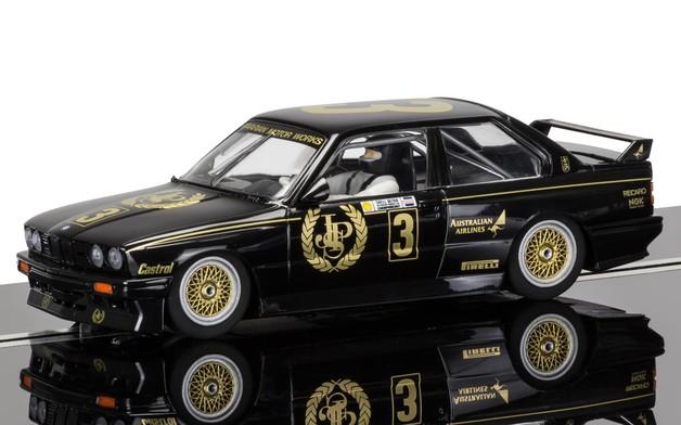 Scalextric: BMW E30 M3 - 1987 Australian Touring Car - Slot Car