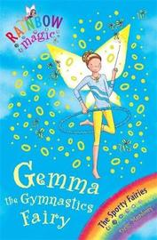 Gemma the Gymnastic Fairy (Rainbow Magic #63 - Sporty Fairies series) by Daisy Meadows image