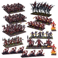 Kings of War Forces of the Abyss Mega Army
