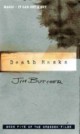 Death Masks (The Dresden Files #5) by Jim Butcher image
