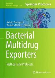 Bacterial Multidrug Exporters image