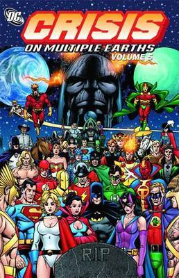 Crisis on Multiple Earths: v. 5 by Gerry Conway image