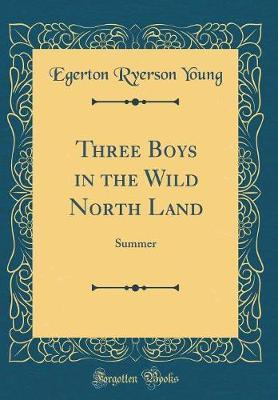 Three Boys in the Wild North Land by Egerton Ryerson Young