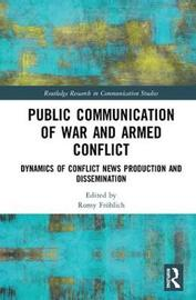 Public Communication of War and Armed Conflict image