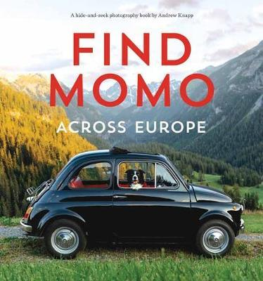 Find Momo across Europe by Andrew Knapp image