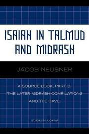 Isaiah in Talmud and Midrash by Jacob Neusner