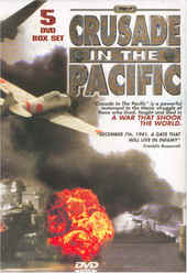 Crusade In The Pacific (5 Disc) on DVD