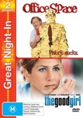 Office Space / Good Girl, The - Great Night In (2 Disc Set) on DVD