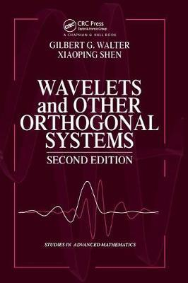 Wavelets and Other Orthogonal Systems by Gilbert G. Walter image