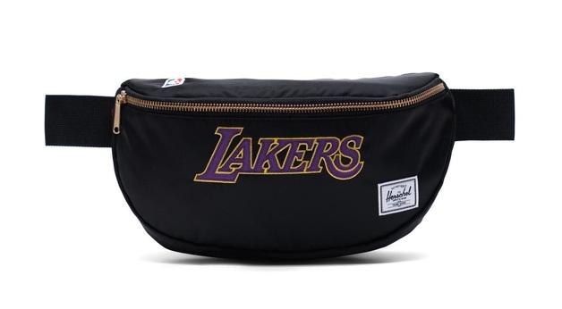 Herschel Supply Co: Sixteen Hip Pack - Los Angeles Lakers Black