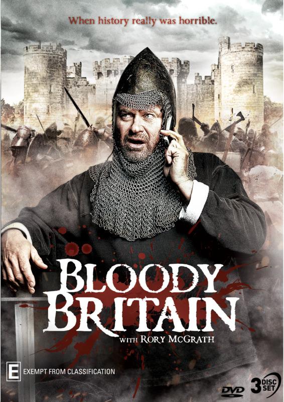 Bloody Britain on DVD