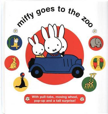 Miffy Goes to the Zoo image