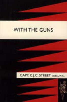 With the Guns by F.O.O. (Pseudonym of Capt. C.J.C. Street image