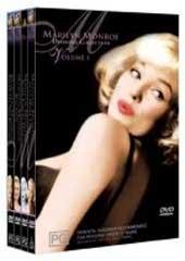 Marilyn Monroe Box Set Vol: 3 on DVD