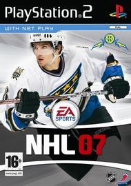 NHL 07 for PlayStation 2 image