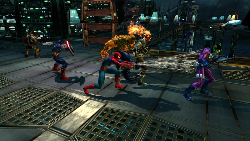 Marvel: Ultimate Alliance for PS3 image