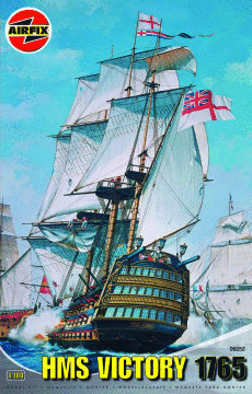 Airfix HMS Victory 1765 1:180 kit