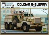 1/35 Cougar 6x6 JERRV Joint EDD Rapid Response Vehicle Model Kit