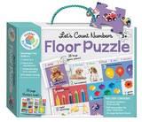 Building Blocks: Let's Count Numbers Floor Puzzle