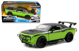Jada Fast & Furious 7 Letty's Dodge Challenger Off Road 1:24 Diecast Model