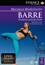 Michelle Merrifield - Barre Fitness Collection on DVD