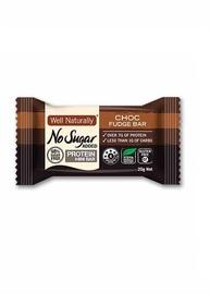 Well Naturally Protein Mini Bar - Chocolate Fudge (25g)
