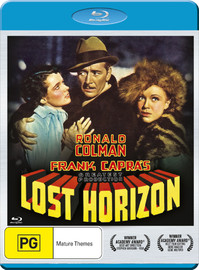 Lost Horizon on Blu-ray