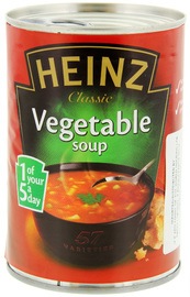 Heinz Cream Vegetable Soup 400g