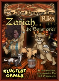 Red Dragon Inn: Zariah the Summoner - Expansion image