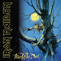 Fear of The Dark (2LP) by Iron Maiden