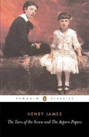 The Turn of the Screw and The Aspern Papers by Henry James image