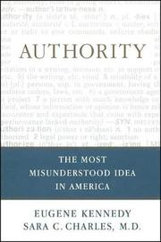 Authority by Eugene Kennedy