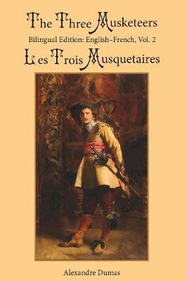The Three Musketeers, Vol. 2 by Alexandre Dumas image