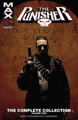 Punisher Max: The Complete Collection Vol. 2 by Garth Ennis