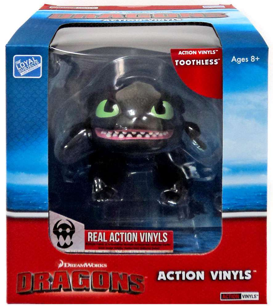 How to Train Your Dragon: Wave 2 - Action Vinyl Figure (Assorted) image