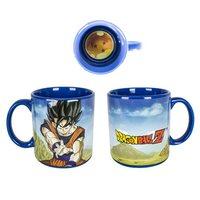 Dragon Ball Z: Goku Logo - Molded Coffee Mug