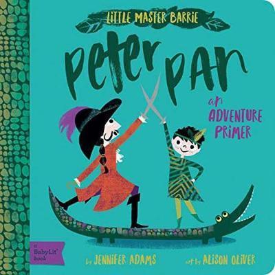 Peter Pan by Jennifer Adams