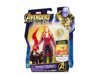 "Avengers Infinity War: Scarlet Witch - 6"" Action Figure"