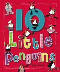10 Little Penguins by Make Believe Ideas, Ltd.