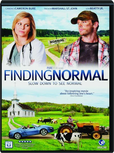 Finding Normal on DVD
