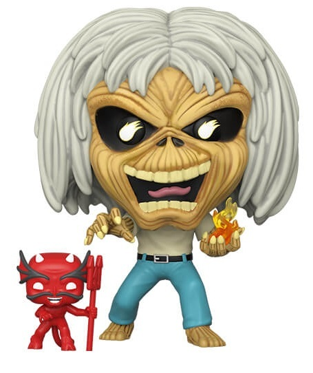 Iron Maiden: Eddie (Number of the Beast) - Pop! Vinyl Figure